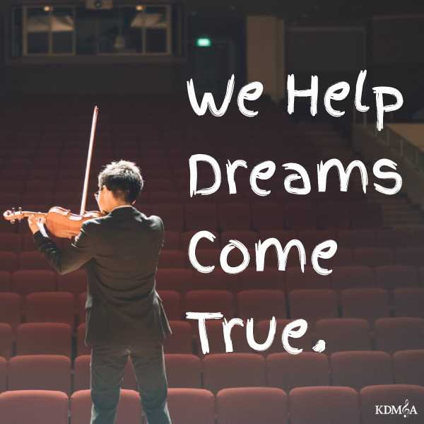 We Help Dreams Come True